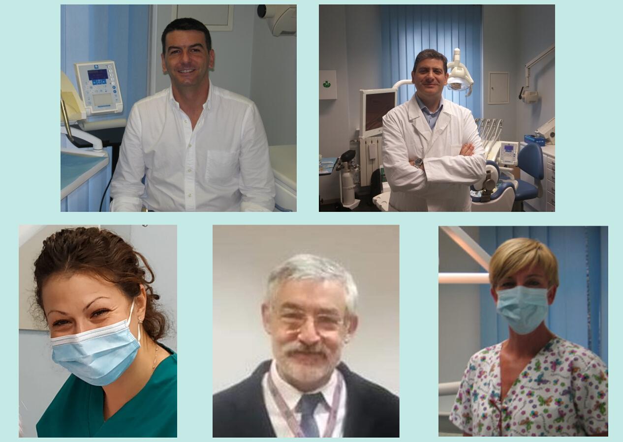 Team DentalVasto Dentisti a Vasto